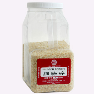 細蒜碎 Minced Garlic