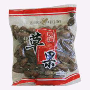 草果 DRIED CLOVES